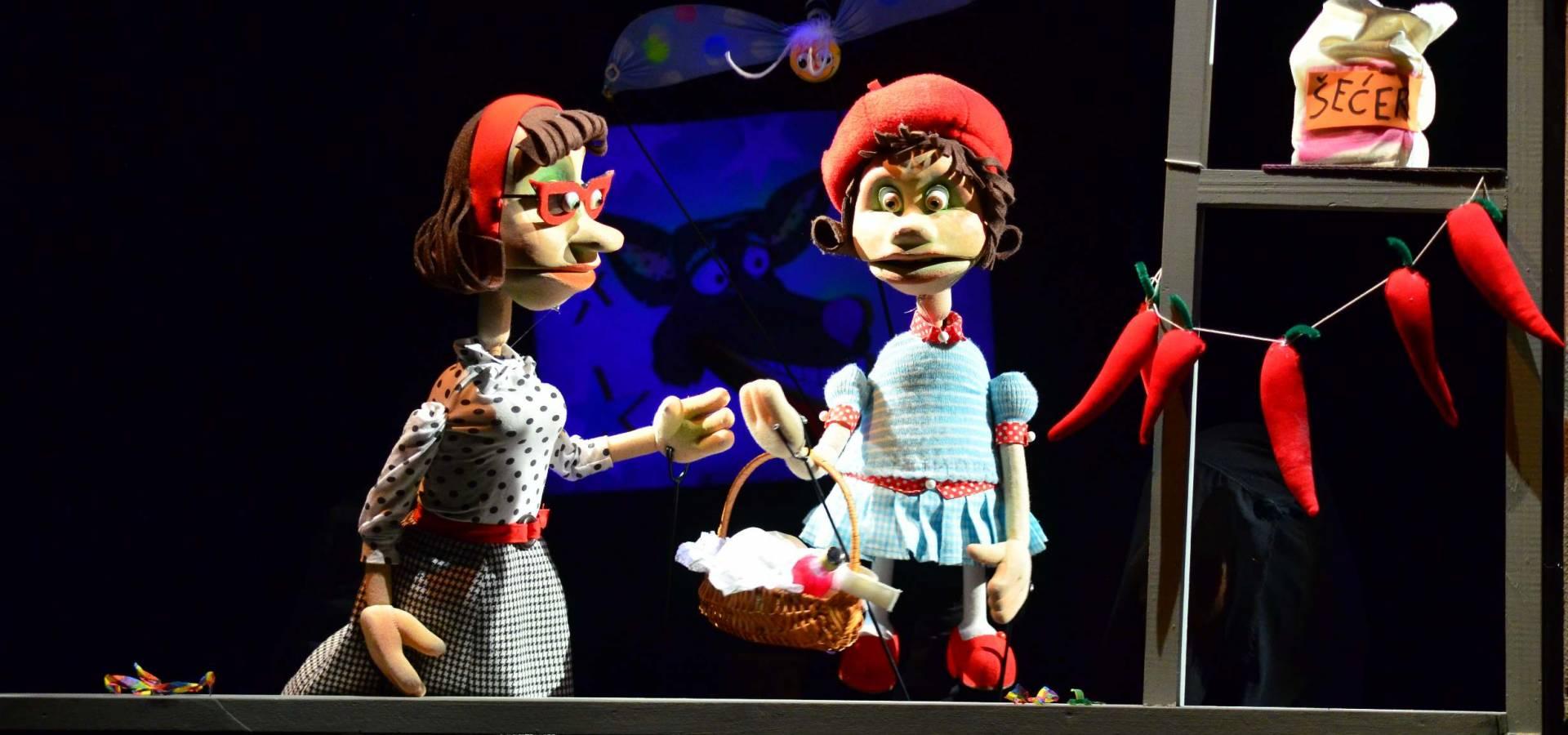 crvenkapica kazalište lutaka