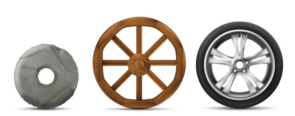 priča o kotaču